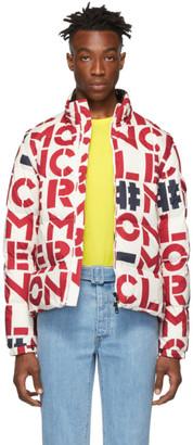 MONCLER GENIUS 2 Moncler 1952 White Down Jehan Jacket
