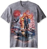 The Mountain Men's the Epic Trump Adult T-Shirt