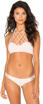 San Lorenzo High Neck Bikini Top