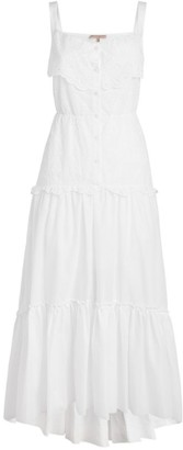 Ermanno Scervino Ruffle Dress