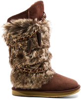 Australia Luxe Collective Atilla Boot with Faux Fur