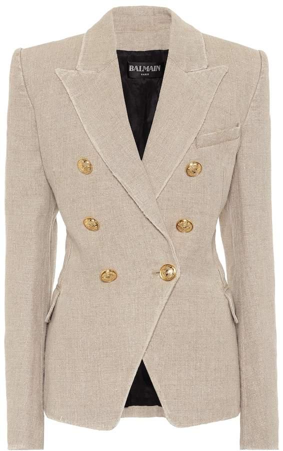 Balmain Linen blazer