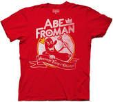 Ripple Junction Red Ferris Bueller's Day Off 'Abe Froman' Tee - Men's Regular