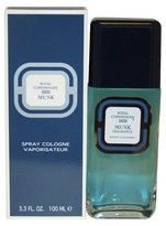 Royal Copenhagen Men's Musk by Eau de Cologne Spray - 3.3 oz