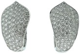Cartier Pave Gold Diamond Earrings