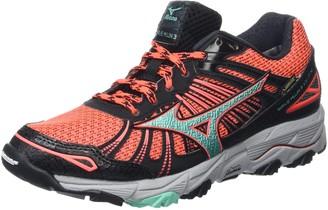 Mizuno Women's Wave Mujin 3 G-Tx Trail Running Shoes