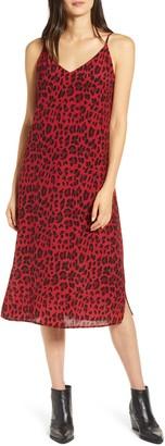 Rails Yara Animal Print Tank Dress
