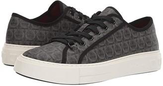 Salvatore Ferragamo Anson Sneaker (Grey/Black) Men's Shoes