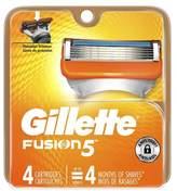 Gillette Fusion® Power Razor Blade Refills - 4ct