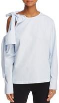 Style Mafia Kilia One-Shoulder Shirt