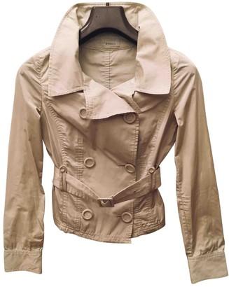 Pinko Beige Trench Coat for Women
