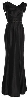 Black Halo EVE by LAUREL BERMAN Long dress