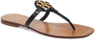 Tory Burch Mini Miller Flip Flop