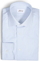 Brioni Striped Cotton Shirt