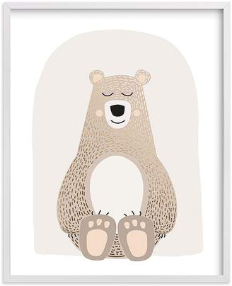 Pottery Barn Kids Tranquil Cavern Wall Art by Minted®, 8x10, Black