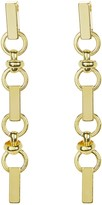 Yochi Links of Love Earrings