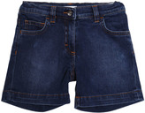 Dolce & Gabbana 5 Pocket Light Denim Shorts