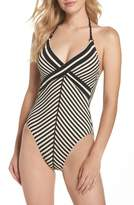 Robin Piccone Carmen One-Piece Swimsuit