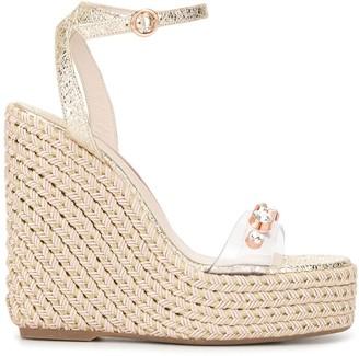 Sophia Webster Dina Gem Espadrille sandals