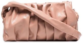 Elleme Vague patent-leather bag