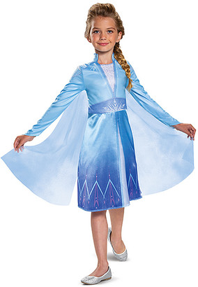 Disguise Girls' Costume Outfits - Frozen Elsa Classic Dress-Up Set - Toddler