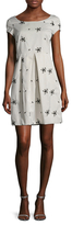 Max Mara Orme Printed Flare Dress