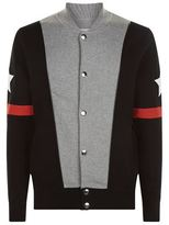 Givenchy Knit Varsity Jacket