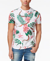 Sean John Men's Jungle Graphic-Print Cotton T-Shirt