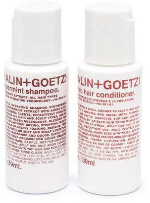 Malin+Goetz Hair Essentials Duo Set