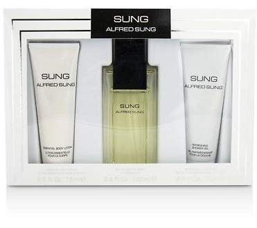 Alfred Sung NEW Sung Coffret: EDT Spray 100ml/3.4oz + Body Lotion 75ml/2.5oz +