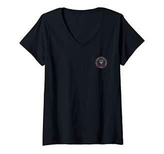 Womens Miami Soccer Jersey American Inter CF Fan Shirt Football Tee V-Neck T-Shirt