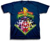 Freeze Power Rangers Graphic T-Shirt-Big Kid Boys