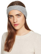 C by Bloomingdale's Waffle Cashmere Headband