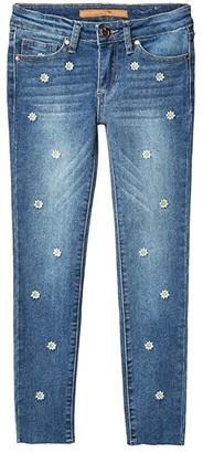 Joe's Jeans The Markie Fit in Dewberry (Little Kids/Big Kids) (Dewberry) Girl's Jeans