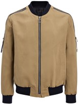 Joseph Linen Cotton Norton Jacket in Clay