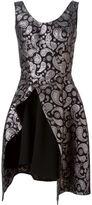 Stella McCartney 'Paisley Jacquard Cindy' dress