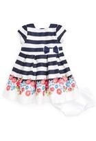 Little Me Infant Girl's Stripe Dress