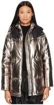 Sportmax Pool Puffer Jacket Women's Coat