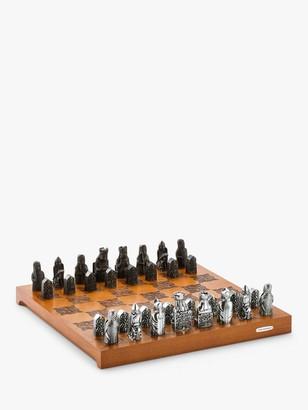 Royal Selangor Lewis Chess Set