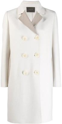 Lorena Antoniazzi Double Breasted Coat