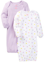 Sterling Baby Butterfly Gown - Pack of 2 (Baby Girls)