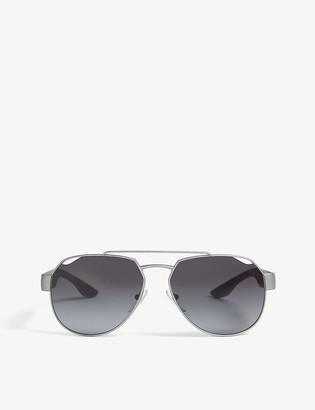 Prada Linea Rossa 57US Sunglasses