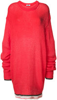 Marios oversized knitted sweater