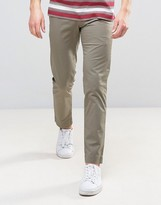 Polo Ralph Lauren Slim Tapered Chino In Green