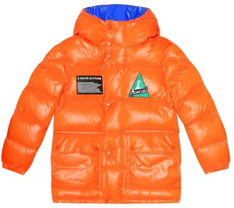 Moncler Enfant Ubaye down jacket