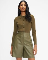 Thumbnail for your product : Ted Baker Collared Cardigan