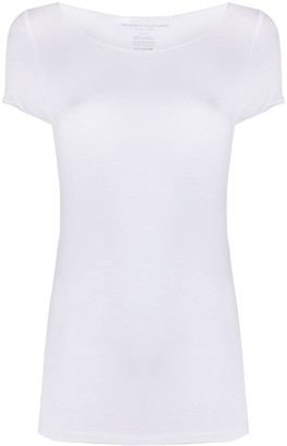 Majestic Filatures fitted T-shirt