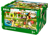 Brio Deluxe World Playset