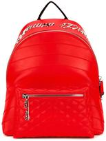 Philipp Plein Bangui backpack - men - Leather/Polyester - One Size