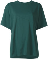 MM6 MAISON MARGIELA extra sleeve T-shirt - women - Cotton - S